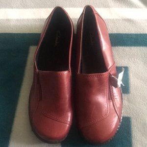 Croc Style Leather Shoes